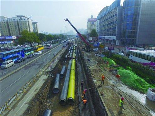 """济南新建成道路10年内禁止开挖,地下管线建设有了""""硬杠杠"""""""