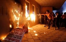美国驻伊拉克使馆遭冲击怪谁?伊朗:这个锅我不背!