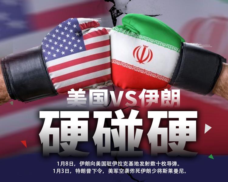 特朗普下令空袭伊拉克,击毙伊朗指挥官苏莱曼尼,导致中东局势升温。美伊关系将何去何从,地区和国际局势又将发生哪些变化?