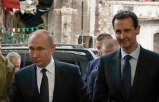 事先没有发布行程普京突访叙利亚,意在伊朗?