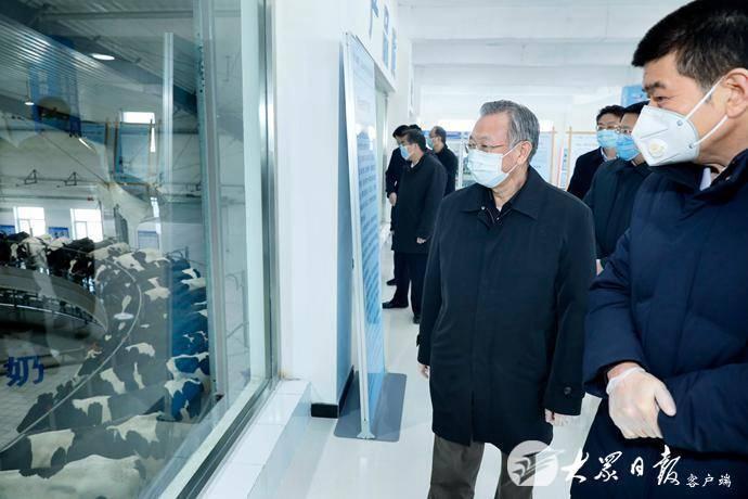 刘家义:扛牢防控责任抓好复工复产,保持经济社会平稳健康发展