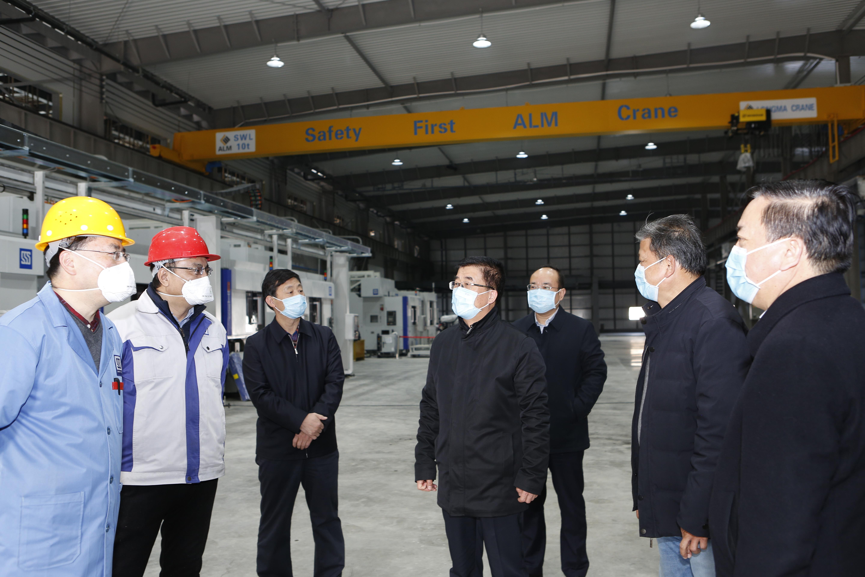 枣庄市委书记李峰:实干开路、攻坚闯关,把疫情造成的损失夺回来