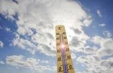 """我国多地气温将大幅上升,五一当天最热,你家被""""热红""""了吗?"""