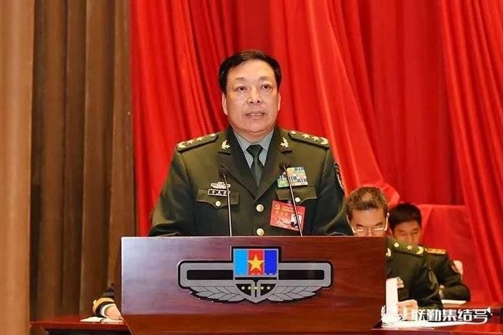 火箭军政委徐忠波晋升上将,山东人,曾长期在原济南军区服役