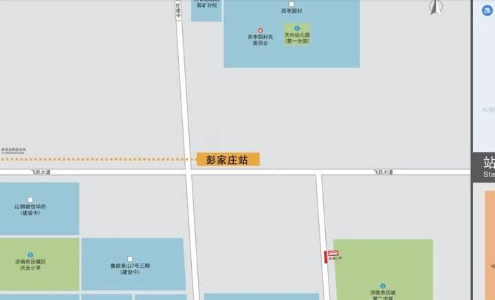 济南地铁2号线站点出入口信息来了!快看哪个离你家最近