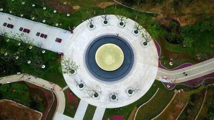 佛慧山开元寺入口改造竣工在即,漂亮造型先睹为快!