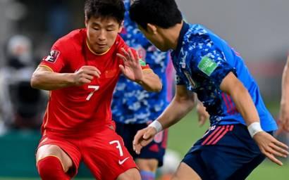 开局即是触底,梦想再遭冲击 国足0-1小负日本,列小组倒数