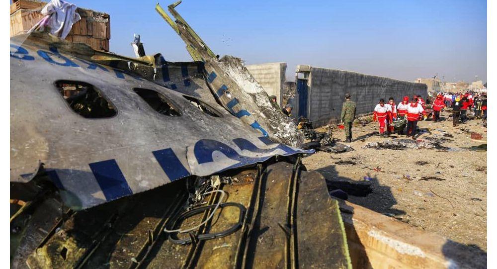 伊朗军方承认击落乌克兰客机 伊外长发文致歉