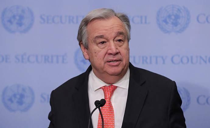古特雷斯:世卫组织必须得到支持,这对全球战疫努力绝对关键