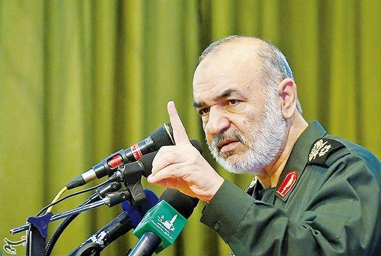 伊朗警告:如果美国对导弹袭击做出回应,将袭击美国本土