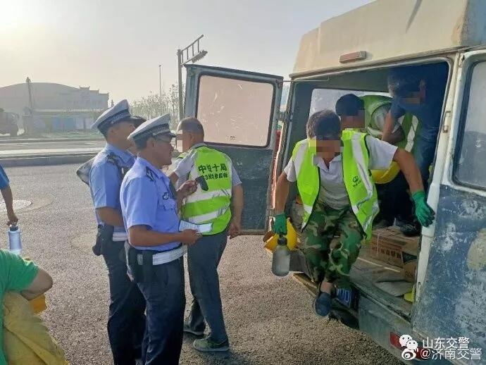 @全省驾驶人,今起山东全省交警全员上路严查违法,持续三天!
