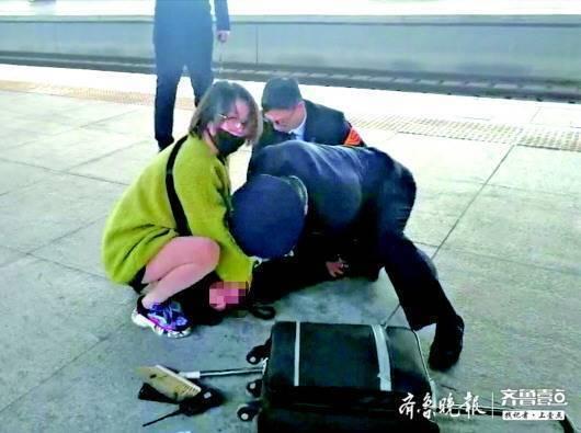 枣庄救人彭翠翠:我就是个普通人,没想到会火