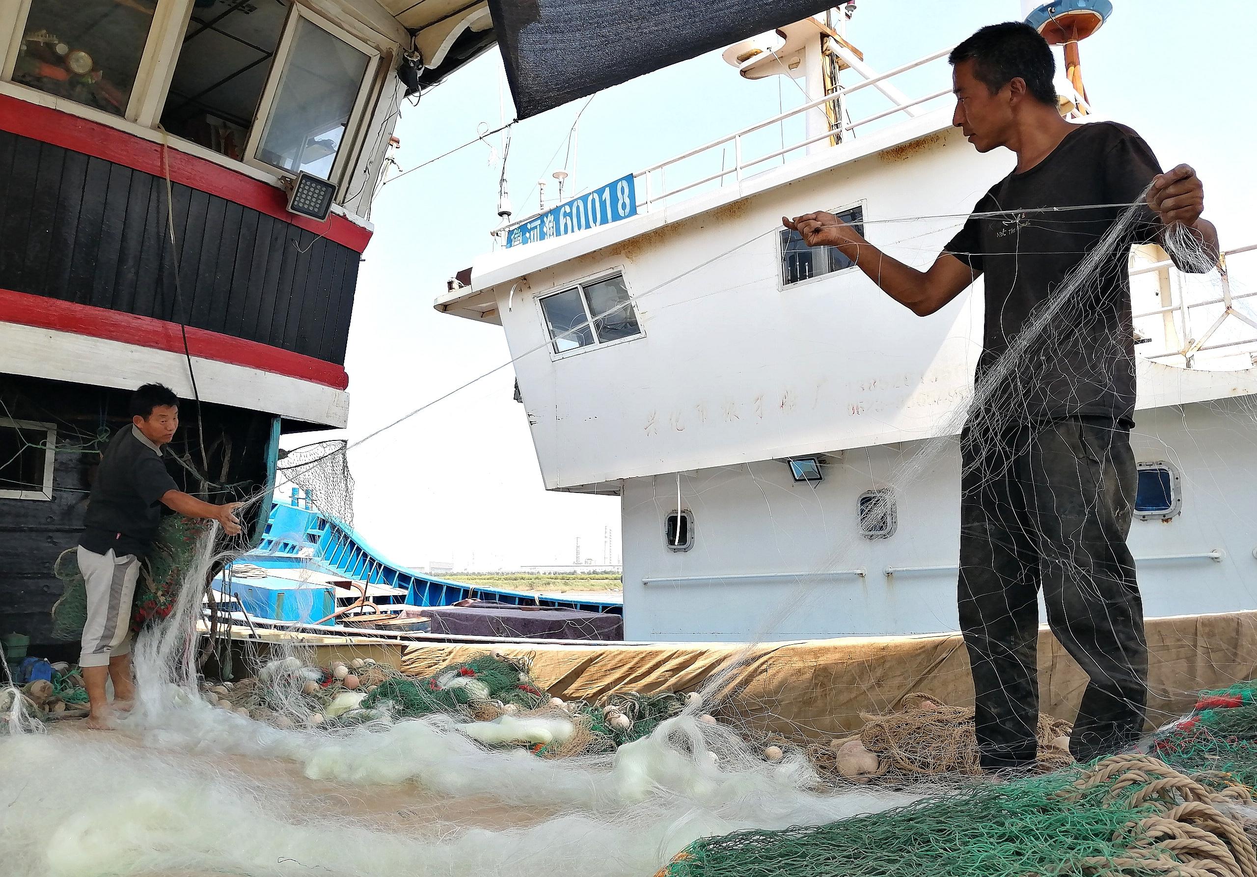 休渔期结束,东营广利港开海忙 虾蟹正肥美,吃货们有口福啦