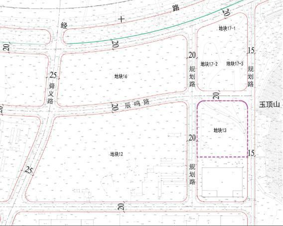 「大众网・海报新闻」济南高新区奥体东多地块将进行商业商务开发