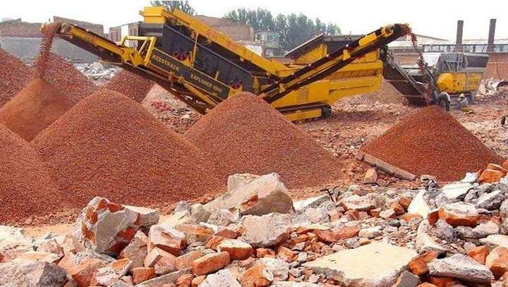 青岛日报■济南推进建筑垃圾再生品应用,修路、建停车场等工程优