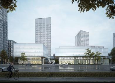 济南市历下区新泺大街以北、茂岭二号路以西将建文化艺术活动场所