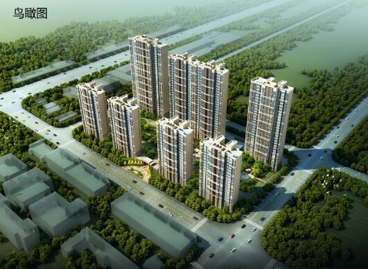 #齐鲁晚报·齐鲁壹点#济南天桥区北园一城中村改造安置项目规划公