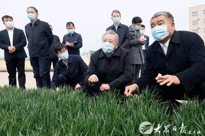 刘家义在德州市调研时强调:加快复工达产促进经济平稳健康发展