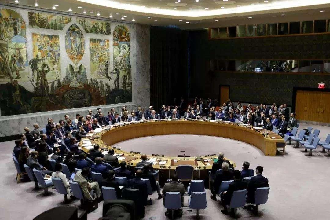 地球局|中俄联手否决美国提议,中东成大国博弈主战场