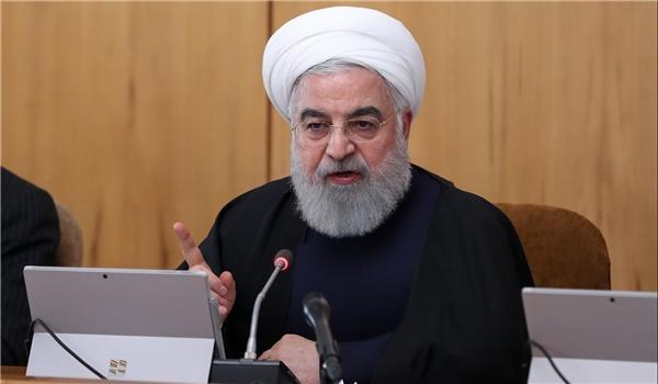 鲁哈尼:美国弄断了苏莱马尼的手,伊朗会打折美国在中东的腿