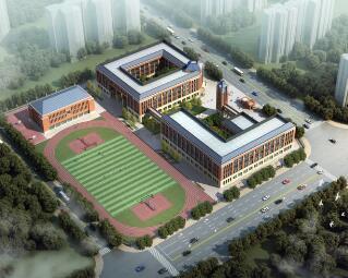 济南历下新增一九年一贯制学校,位于八涧堡路以西